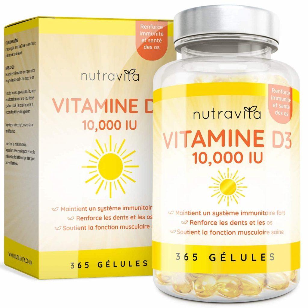 Vitamine D rosacee