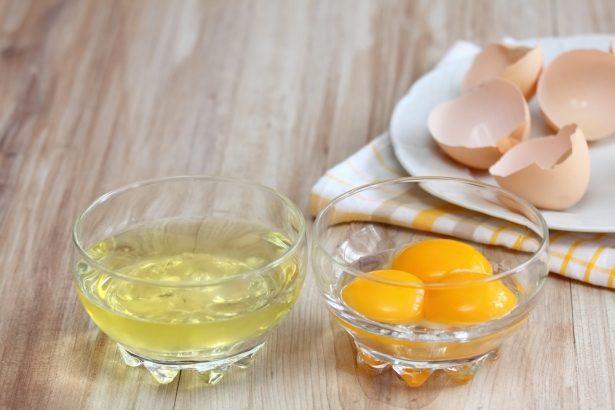 Cicatrice d'acné traitement naturel blanc d'œuf