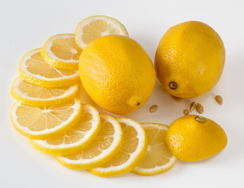 Les aliments qui font maigrir : Le citron