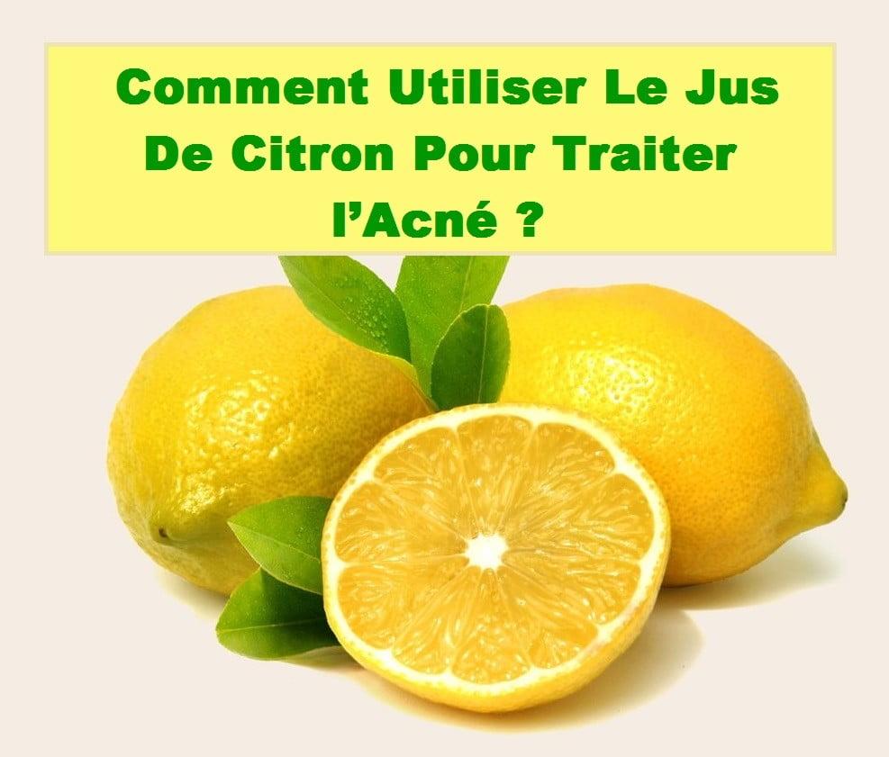Photo of Citron acné:8 Recettes miracles au citron contre l'acné !
