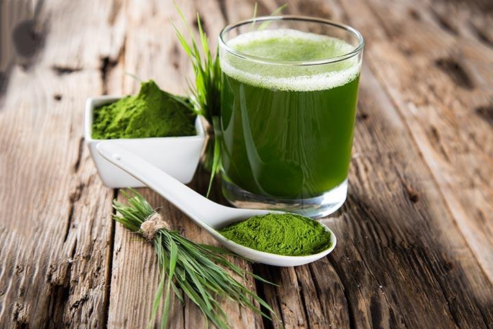 Acné rosacée traitement naturel (couperose traitement naturel): # 4 Les aliments verts (internes et externes)