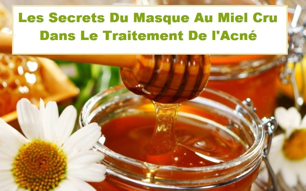 Photo de Masque au miel acné : Un masque miracle anti-acné
