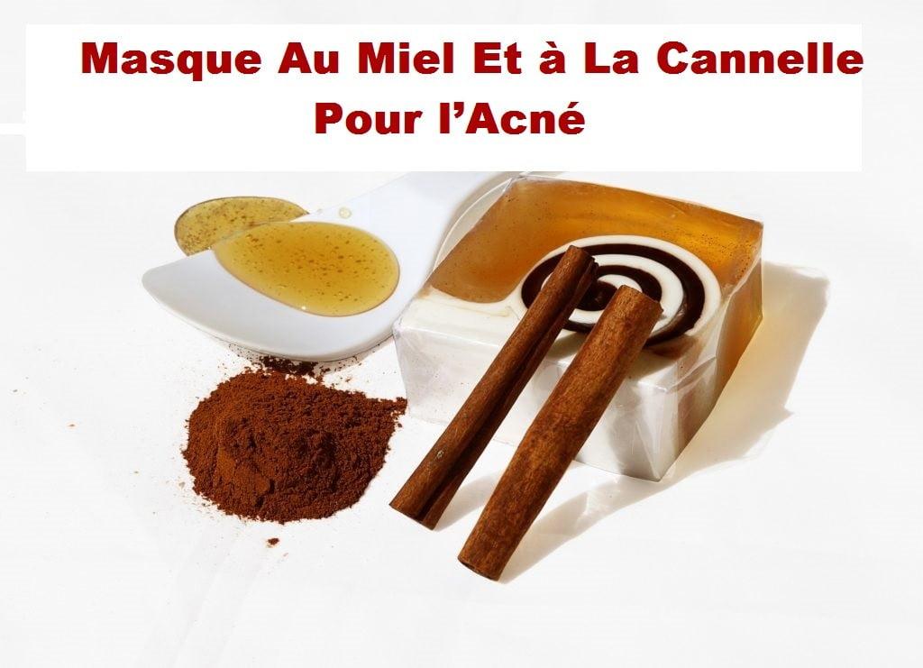 Photo of Masque miel cannelle : Meilleur masque anti-acné