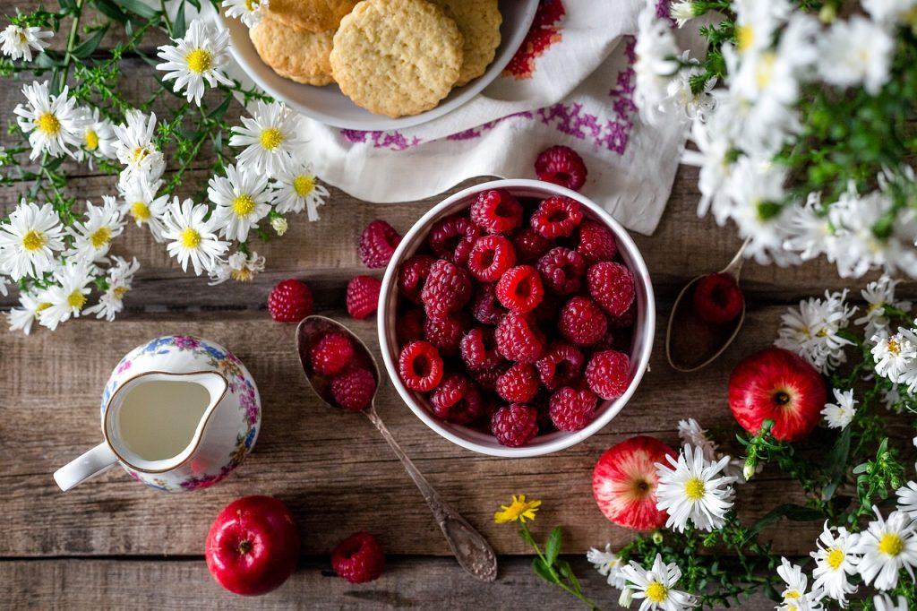 Pour avoir une belle peau, optez pour un petit-déjeuner sain, coloré et varié