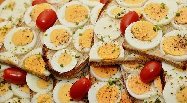Les aliments qui font maigrir : Les œufs