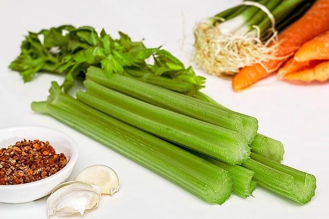 Les aliments qui font maigrir : Le céleri