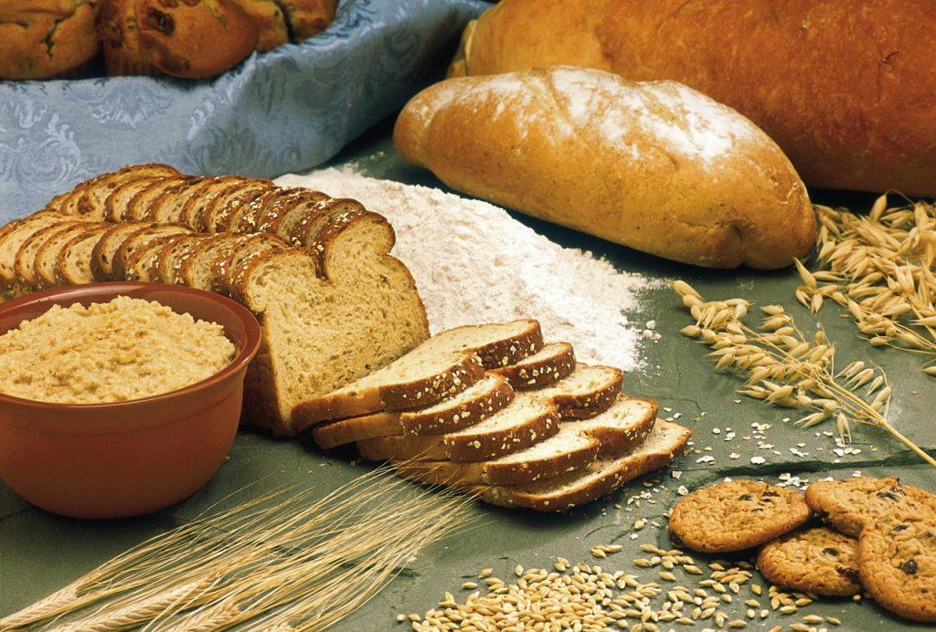 Féculents et grains pour augmenter de taille à 25 ans