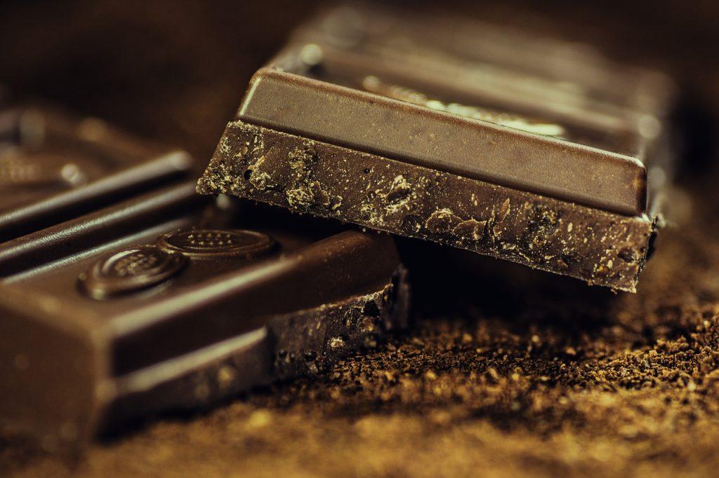 Chocolat acné