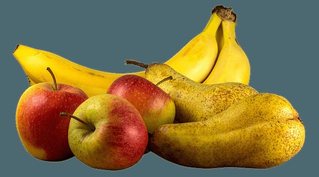 aliments riches en fibres poires
