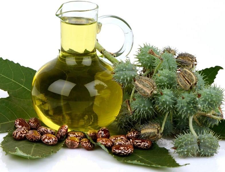 verrue plane huile essentielle de ricin