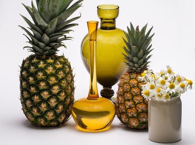 Verrues génitales traitement naturel : jus d'ananas