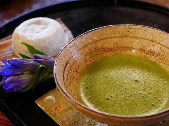 Histoire du thé Matcha