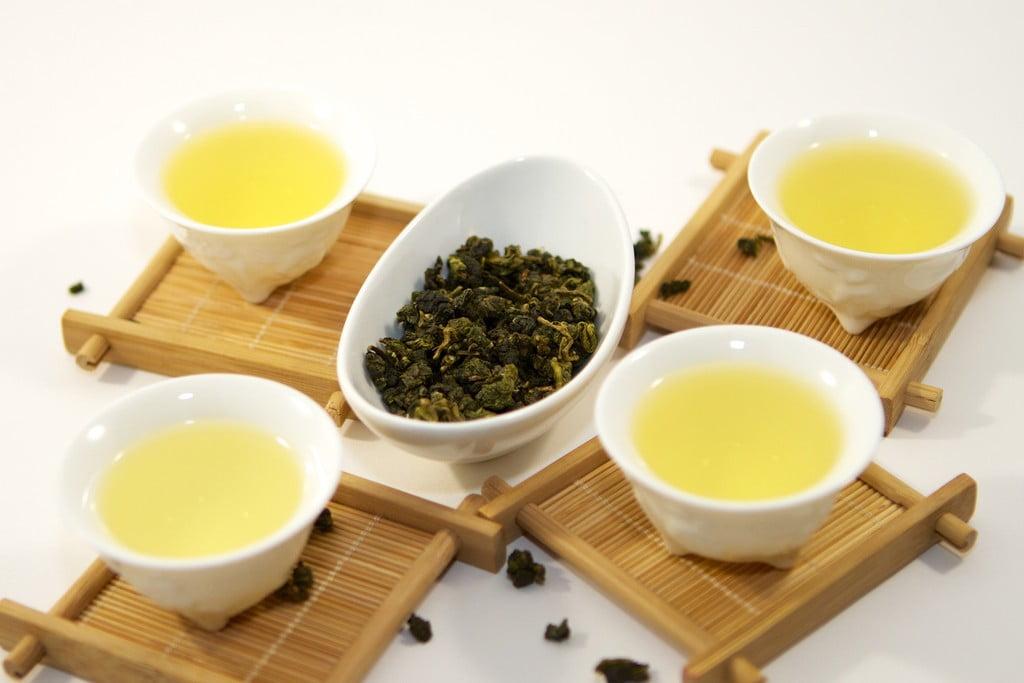 Les origines du thé Oolong