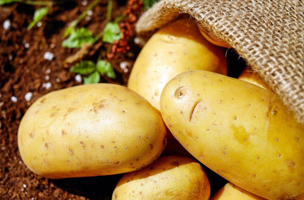 Les aliments qui font maigrir : Les pommes de terre