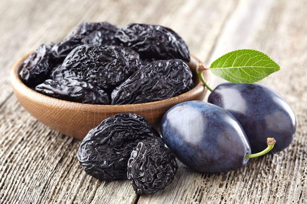 Aliments brûle-graisse :Les prunes