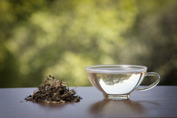 La dégustation du thé blanc