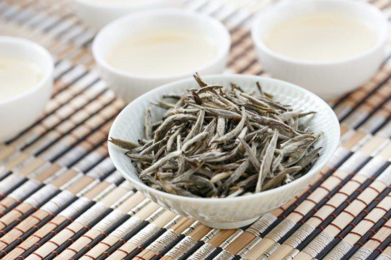 Thé blanc bienfaits