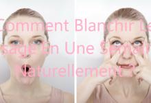 Photo of Top Recettes pour blanchir la peau en une semaine naturellement : Top re!