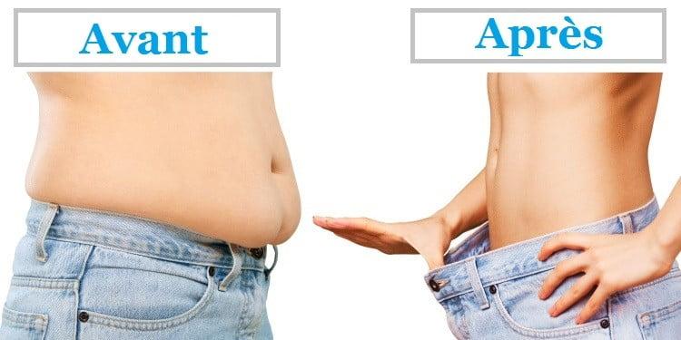 perdre efficacement la graisse du ventre