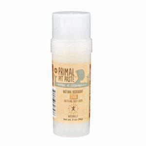 Anti transpirant naturel PRIMAL PIT PASTE