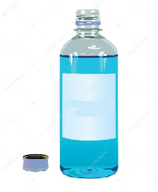 Bouton menton alcool à friction