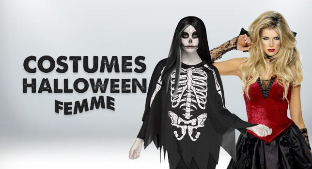 Photo of Top Déguisement Halloween Femme Pas Cher 2018