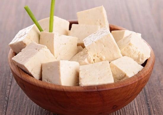 Le tofu pour augmenter de taille après l'âge de 25 ans