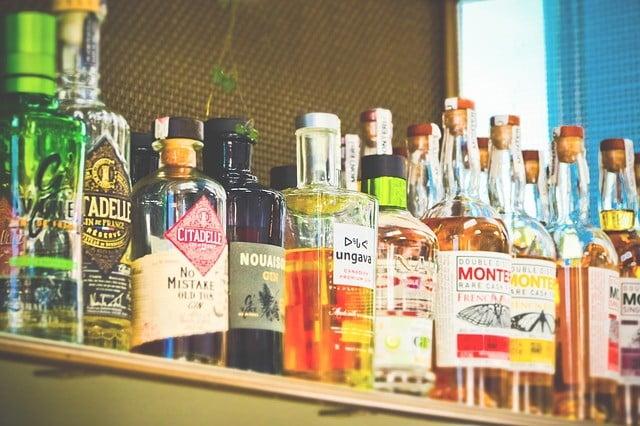 Alcool et acné