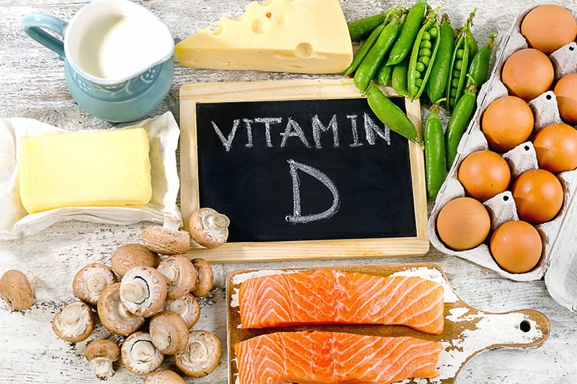 Conseils minceur : Consommez des aliments riches en Calcium et en vitamine D