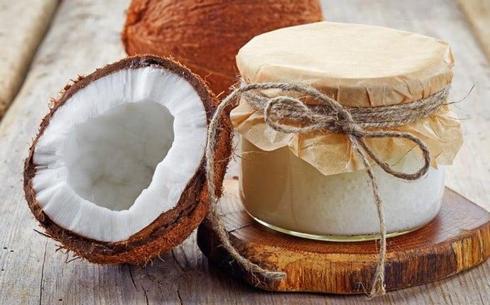 Beauté au naturel : Huile de noix de coco