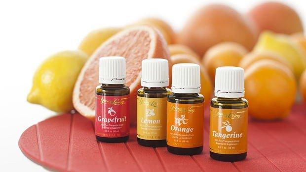 Beauté au naturel : Huile essentielle de citron