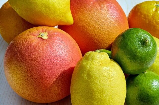 Les agrumes (oranges, citrons, limes…etc.) pour soigner la grippe naturellement