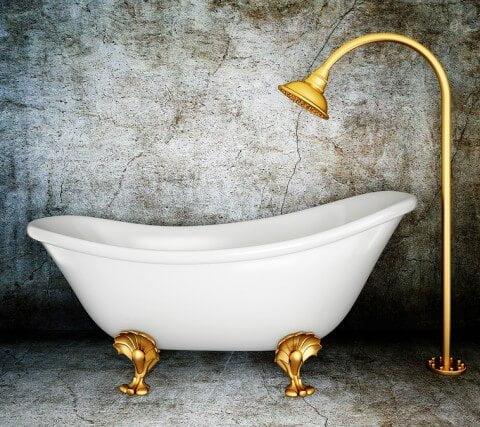 Prenez un bain tiède pour faire baisser la fièvre