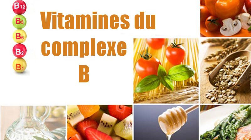 Remède migraine: Vitamines du complexe B