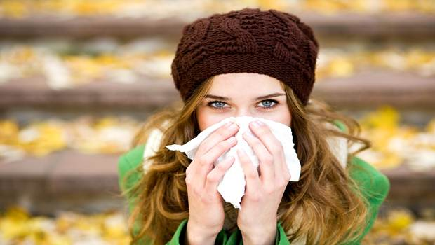 Photo de Top remèdes contre le rhume : Comment soigner un rhume en 24h ?