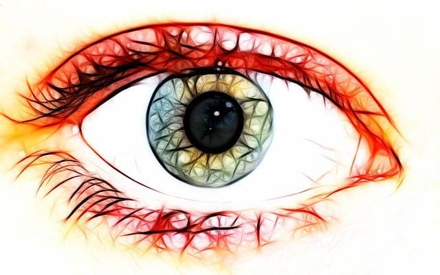 Rosacée oculaire traitement naturel et conseils de style de vie