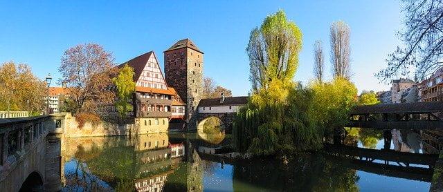 Vacances en famille: Nuremberg (Allemagne)