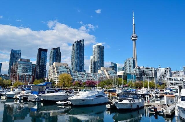 Vacances en famille au Canada: Toronto