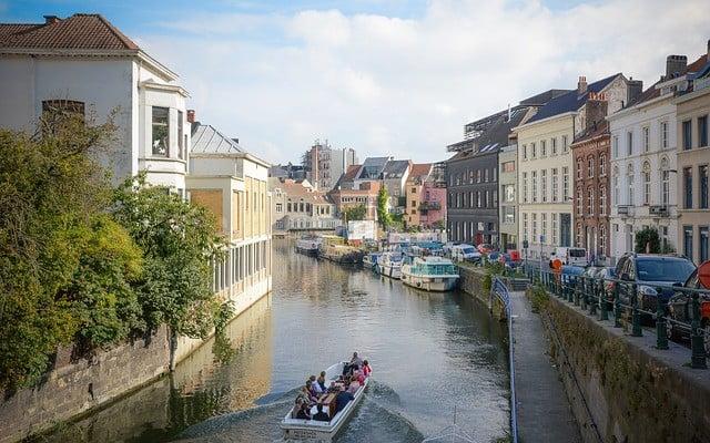 Vacances en famille: Gand (Belgique)