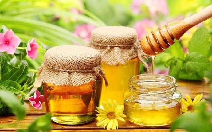 Miel et vinaigre de cidre pour maigrir