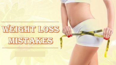 Photo of 5 erreurs de perte de poids fatales qui ruinent vos efforts pour maigrir !