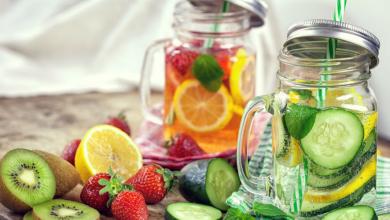 Photo de Eau détox : Top 10 recettes detox water pour la perte de poids et la peau !