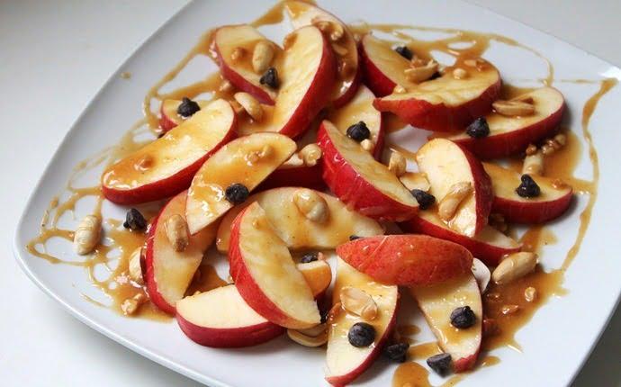 Comment perdre du poids naturellement avec les collations aux pommes ?