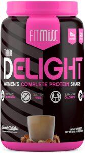 FitMiss Delight Poudre de Protéine Avis