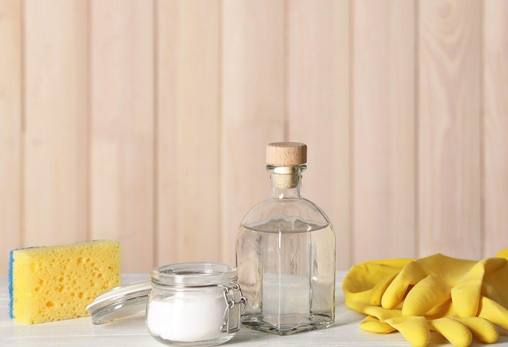 vinaigre blanc pour blanchir la peau
