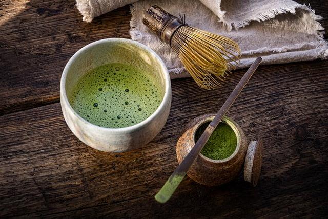 Recette thé Matcha