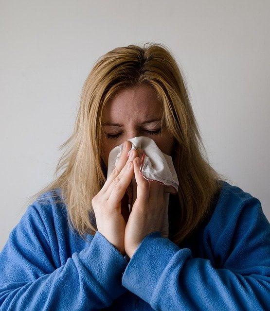 rhume symptômes
