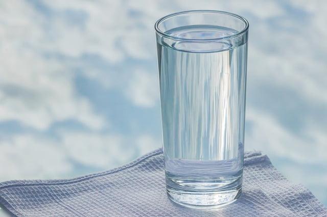 régime à l'eau